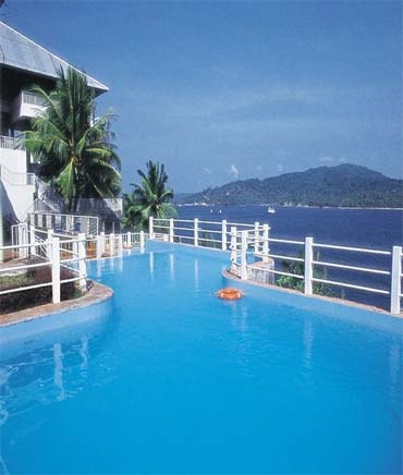 Andaman Lagoons - Popular Hotels and Resorts - ITC Fortune Resort Bay Island at Port Blair in Andaman Islands