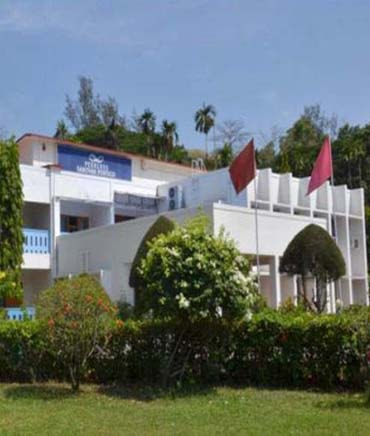 Andaman Lagoons - Popular Hotels and Resorts - Peerless Sarovar Portico Hotel at Port Blair in Andaman Islands