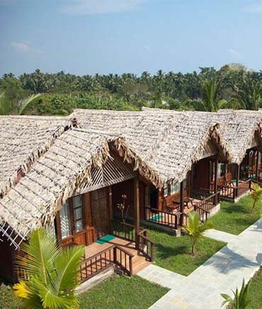 Andaman Lagoons - Popular Hotels and Resorts - Sing Hotels and Resorts (Hotel Shompen at Port Blair, Symphony Palms Beach Resort at Havelock Island and Summer Sands Beach Resort at Neil Island) in Andaman Islands
